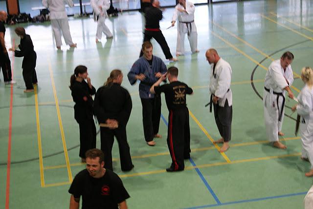 Kali Concepts Seminar in Rhauderfehn