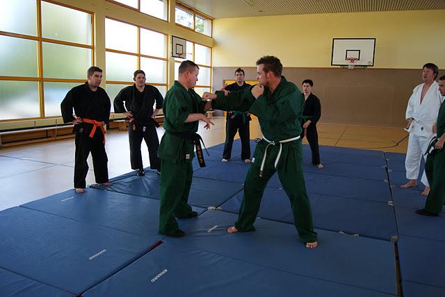 San-Jitsu Seminar in Bielefeld