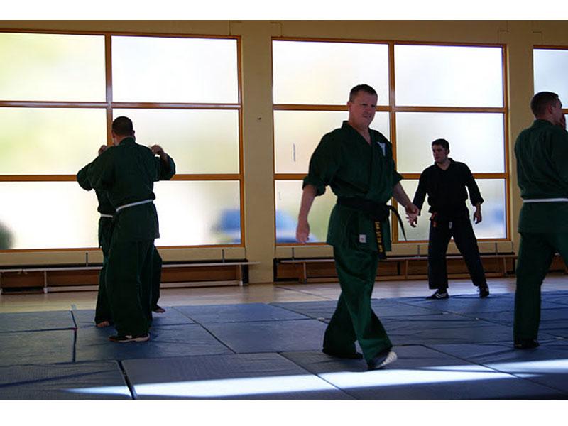 San-Jitsu Training